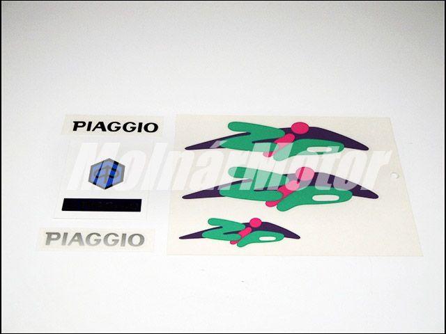 PIAGGIO ZIP - MATRICA KLT. ZIP