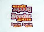 MBK BOOSTER MATRICA KLT. BOOSTER SPIRIT /PIROS/