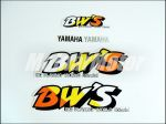 YAMAHA BW'S MATRICA KLT. BW'S /NARANCS/