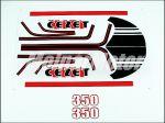 JAWA 350 6V - MATRICA KLT. CEZET