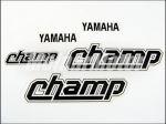 YAMAHA 54V - MATRICA KLT. CHAMP